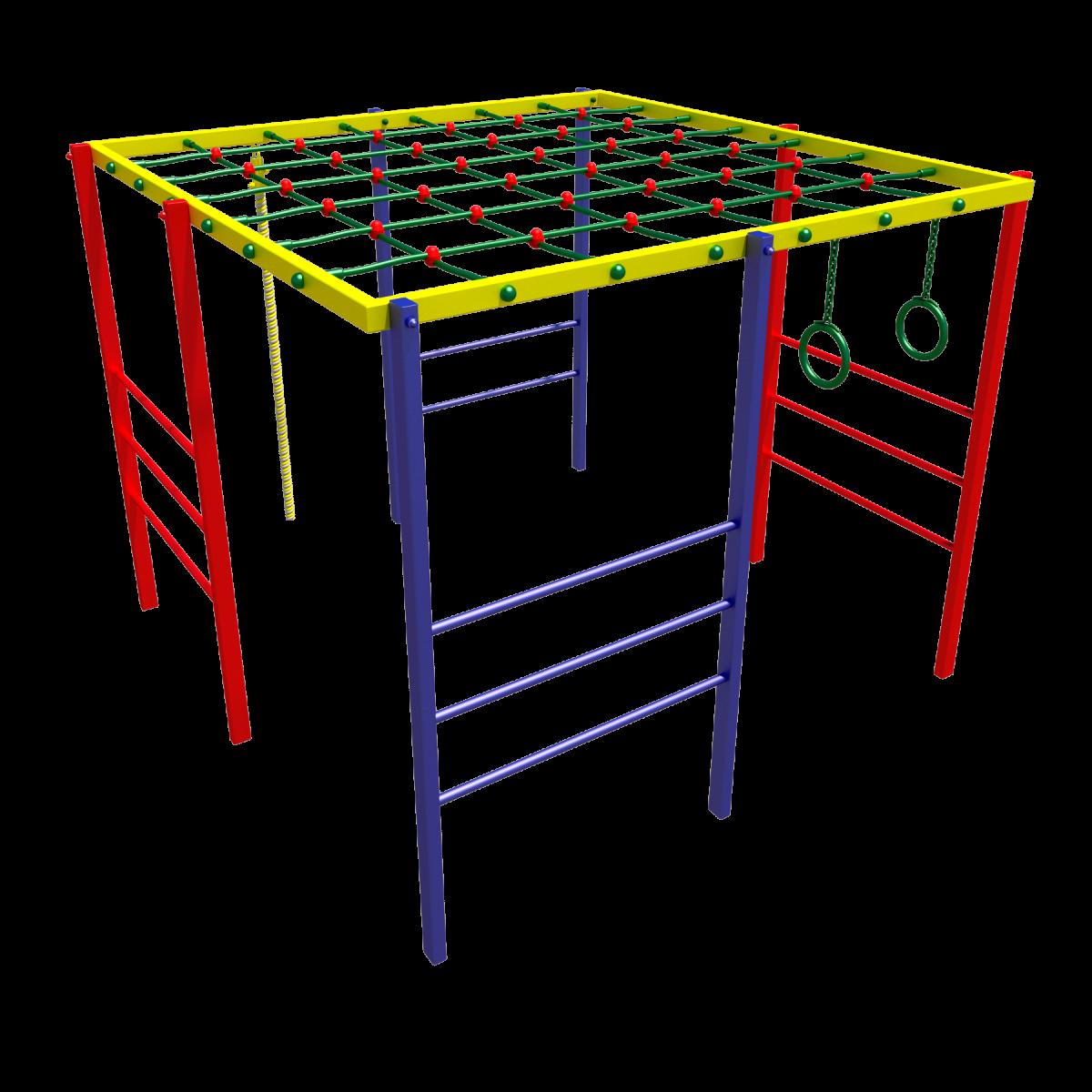 Спортивный комплекс для малышей МСК 9
