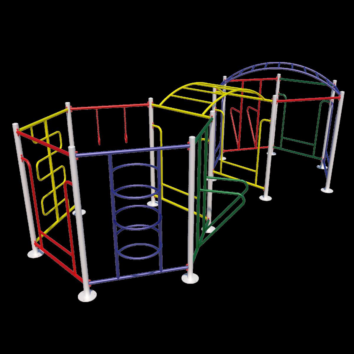 Детский спортивный комплекс СК 14.2