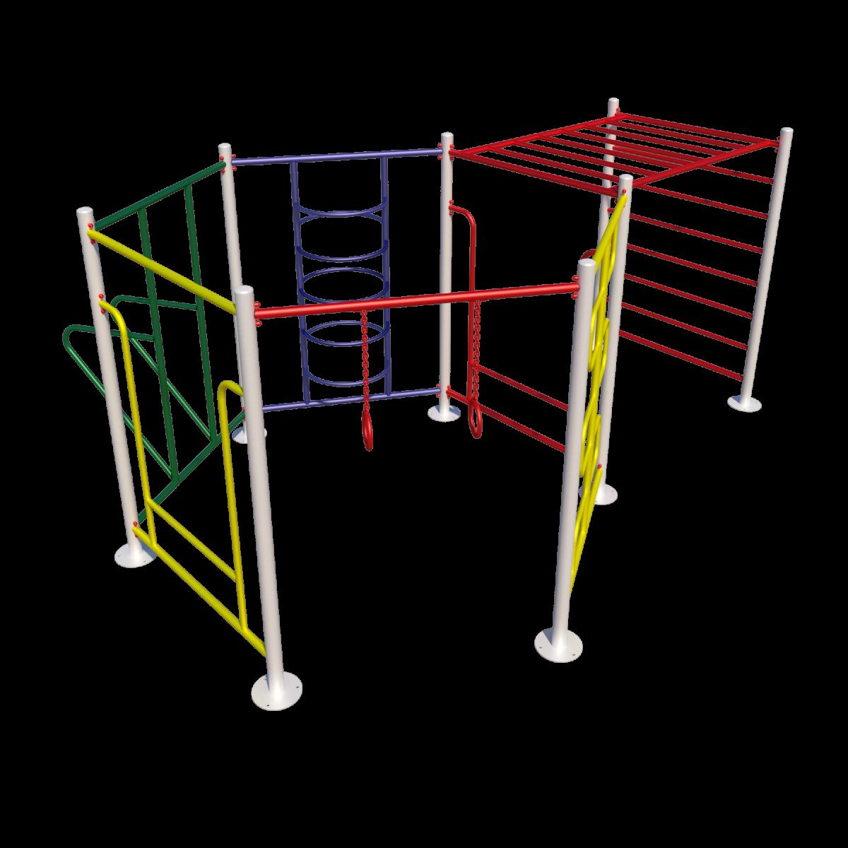 Детский спортивный комплекс СК 14.3