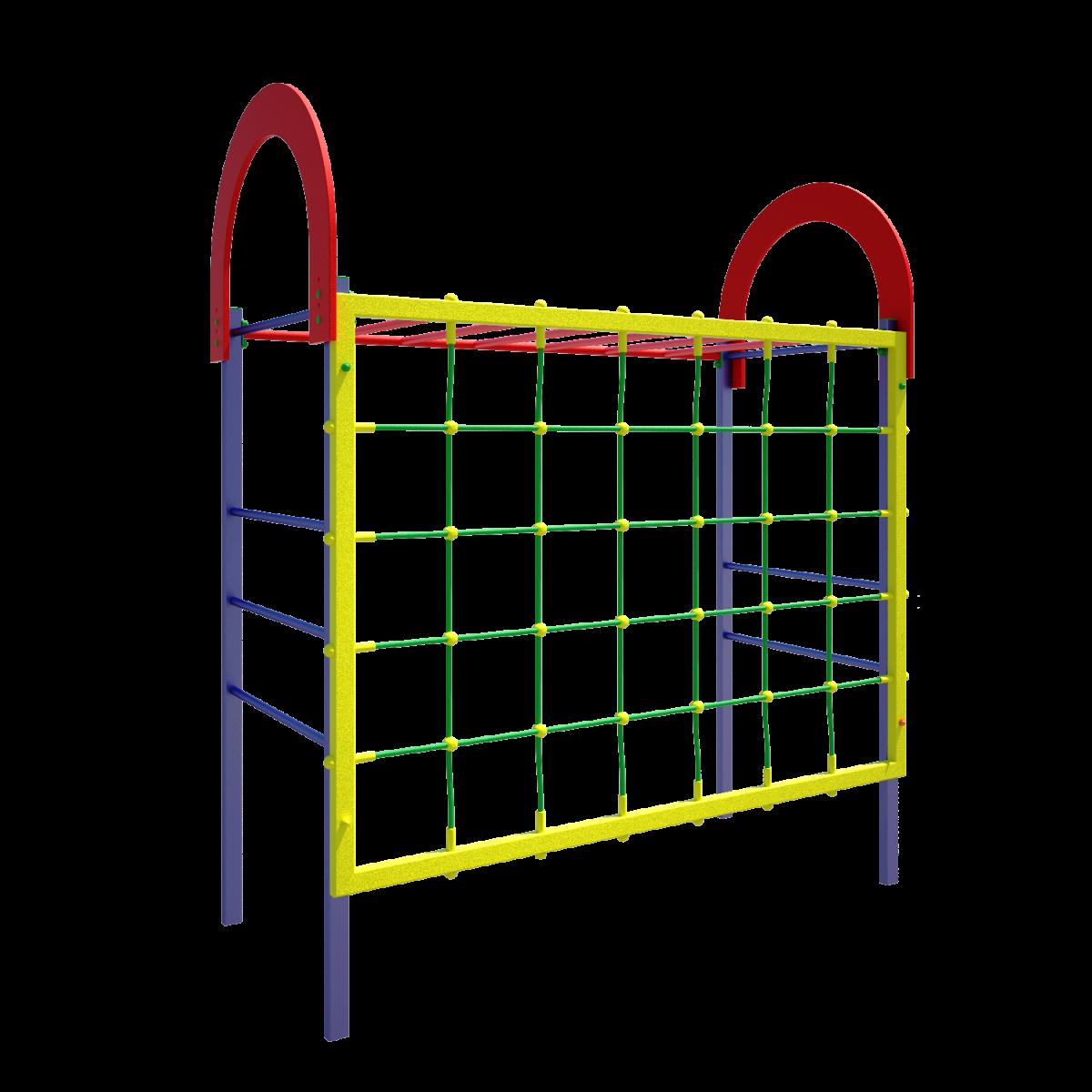 Спортивный комплекс для малышей МСК 3