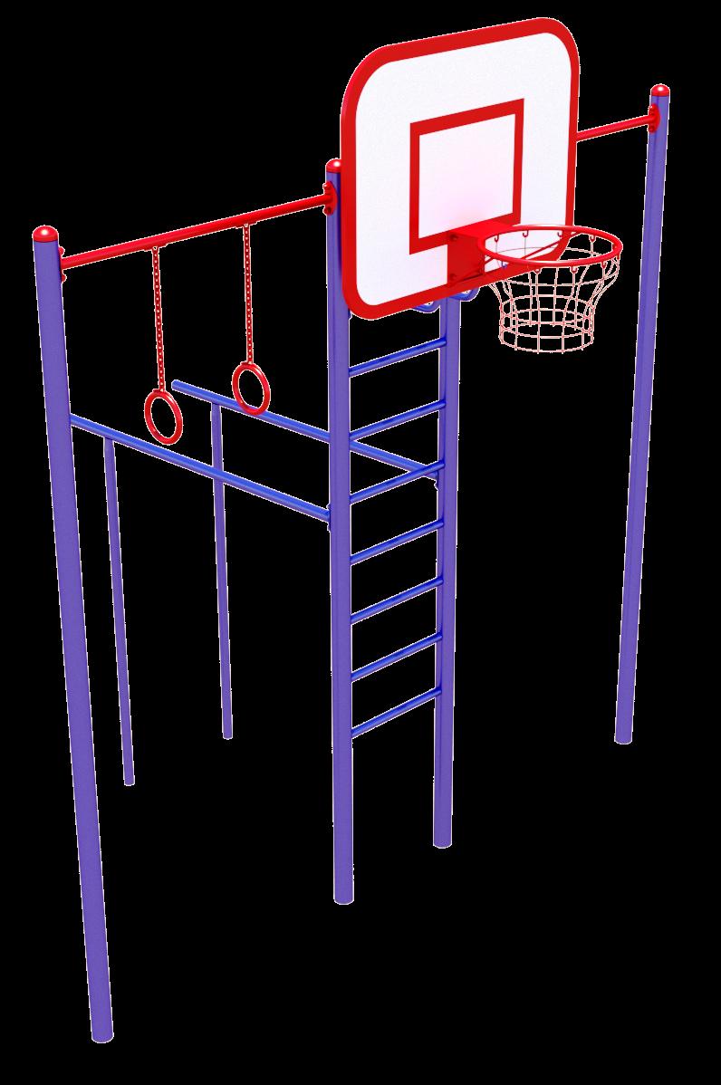 Детский спортивный комплекс СК 18