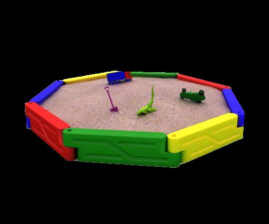 Песочница 2 KIDS - 6 элементов