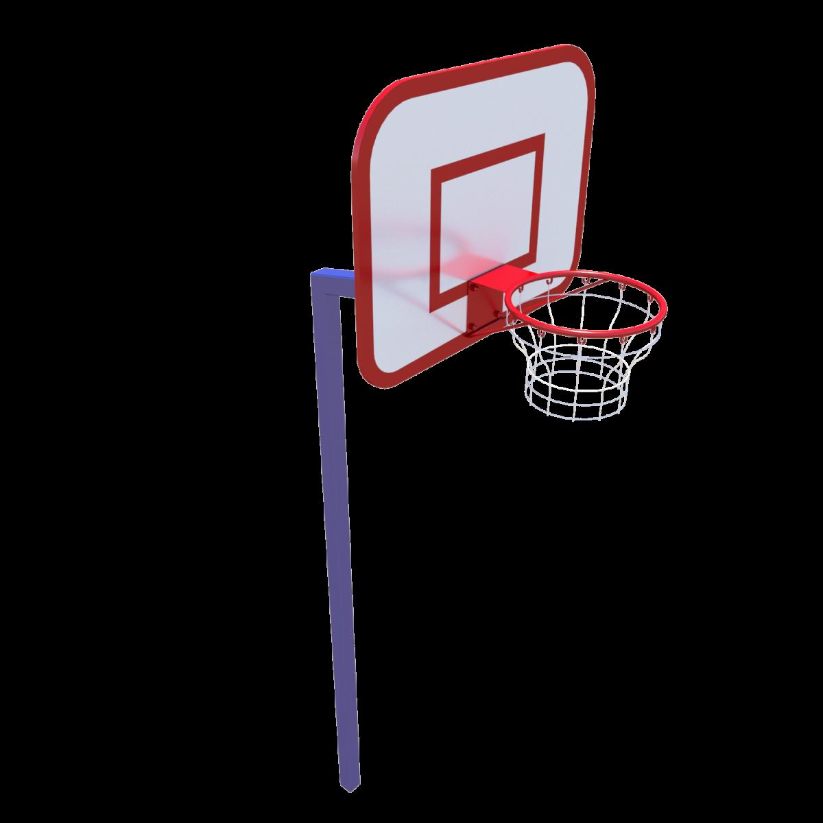 """Баскетбольный щит """"Пионер"""""""