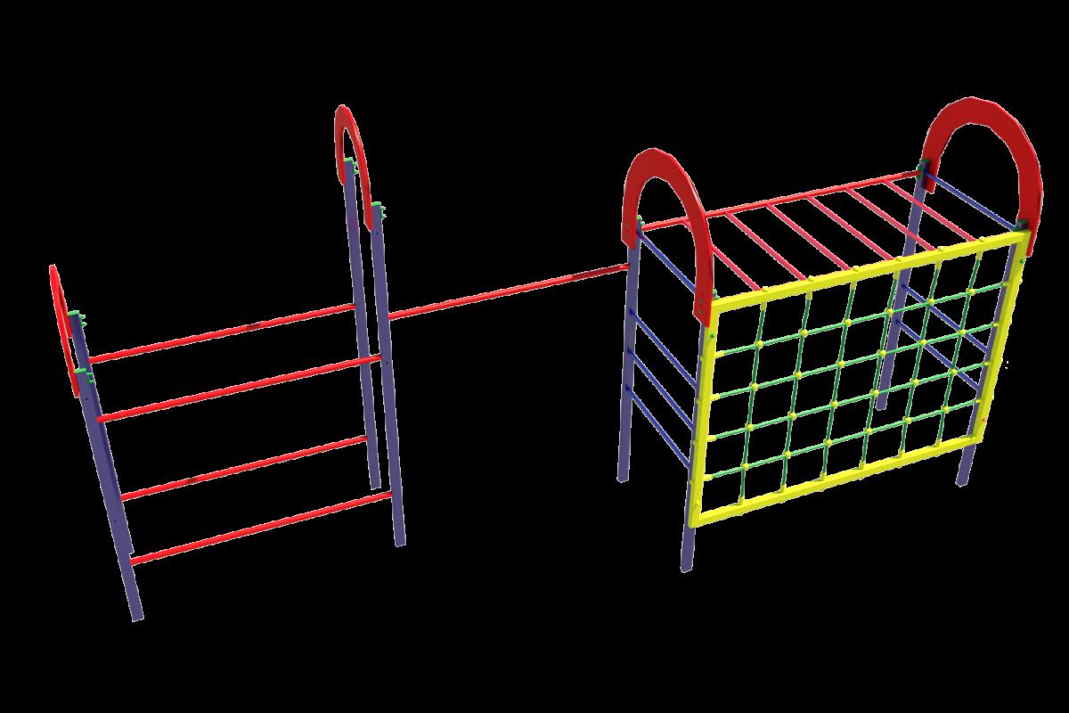 Детский спортивный комплекс СК 17