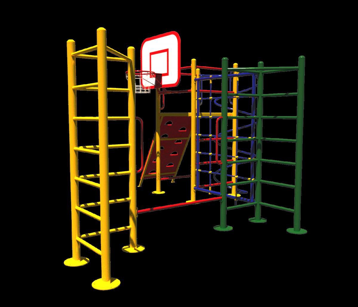 Детский спортивный комплекс СК 05