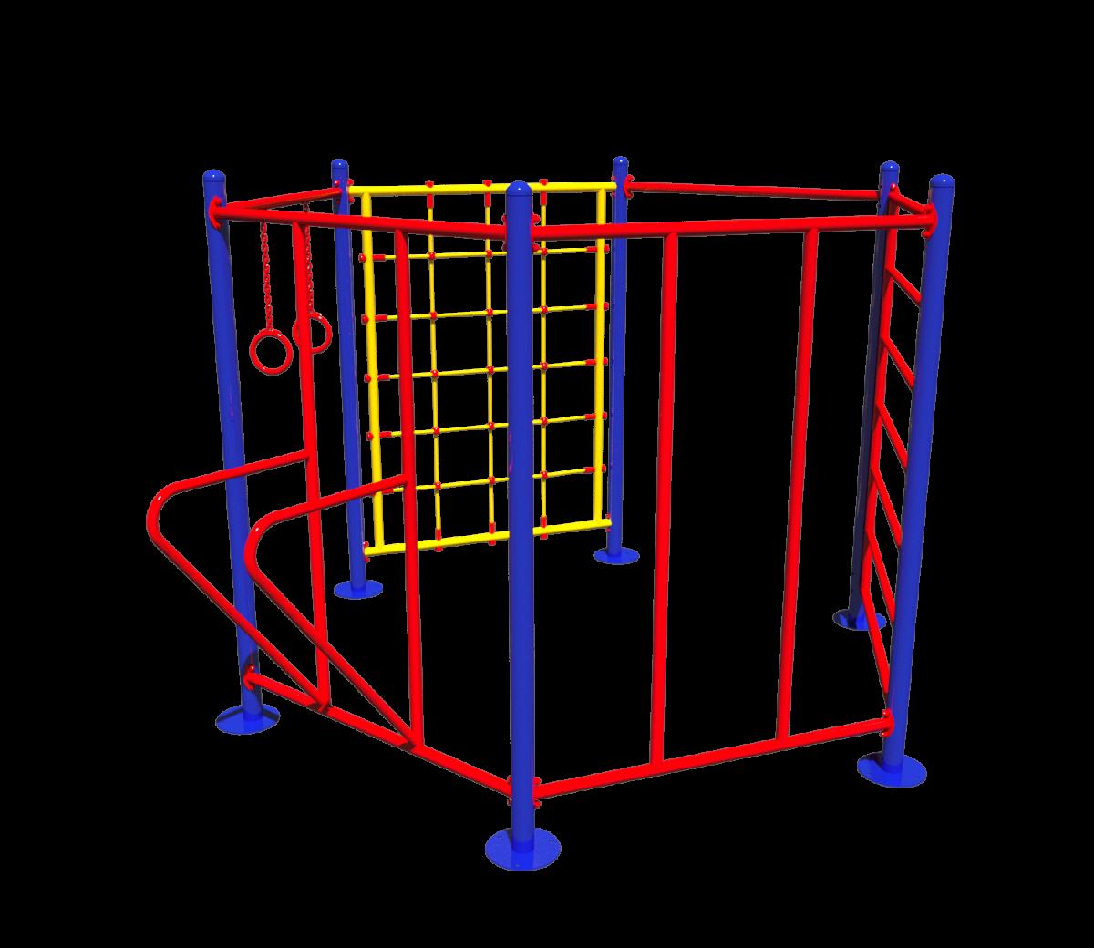 Детский спортивный комплекс СК 06.2