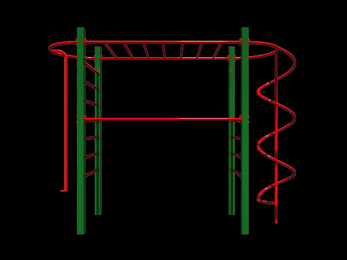 Детский спортивный комплекс СК 07.1