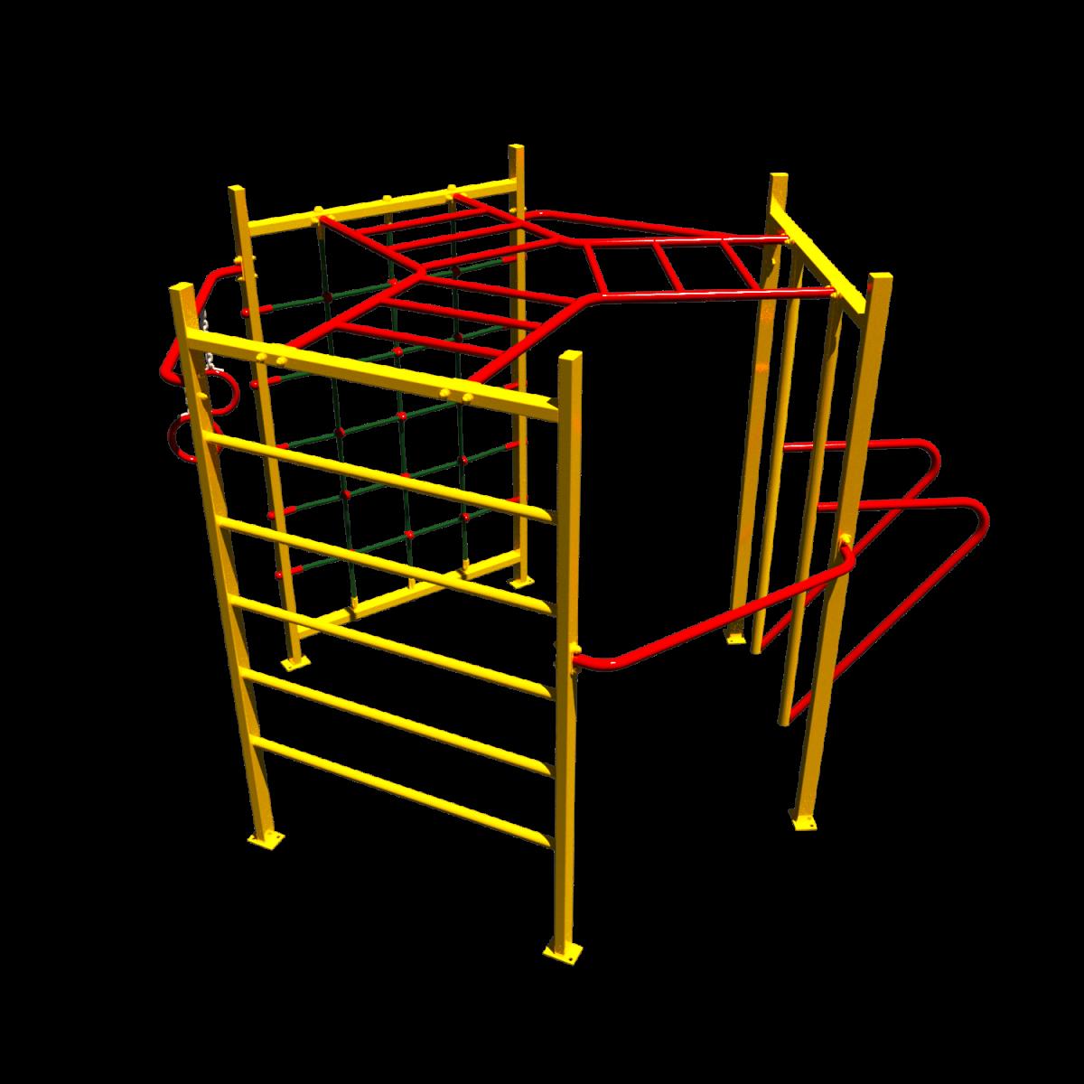Детский спортивный комплекс СК 08.1
