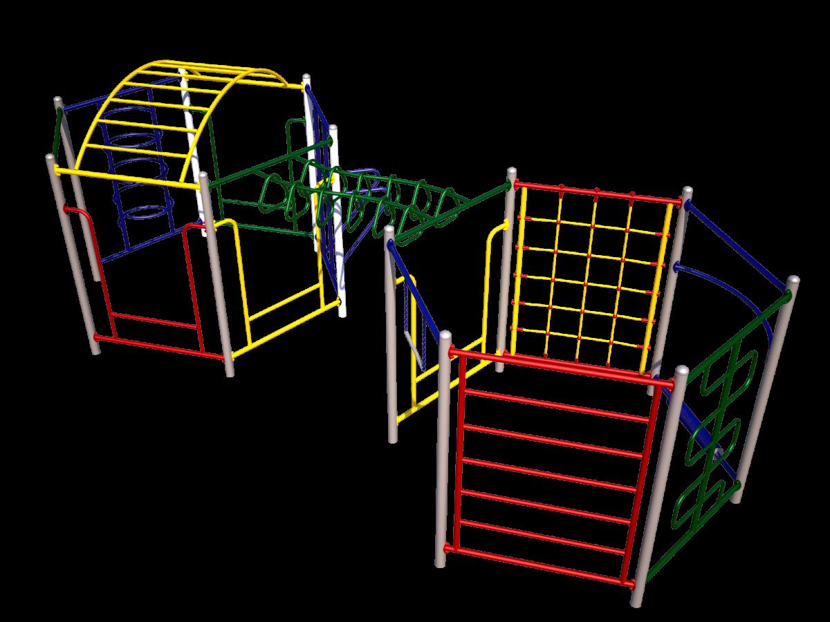 Детский спортивный комплекс СК 14.1