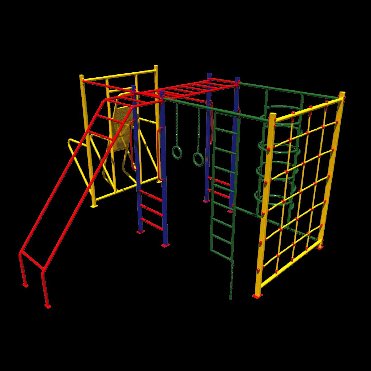 Детский спортивный комплекс СК 03